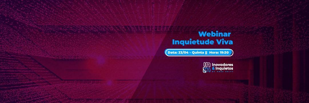 [Webinar] #01Inquietude Viva - Transformação no setor hoteleiro com Melissa Rasera