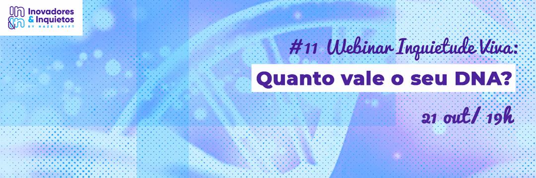#11 WEBINAR INQUIETUDE VIVA -