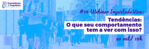 #10 WEBINAR INQUIETUDE VIVA -